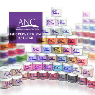ANC Nail Dipping Powder NO UV NEEDED 2oz *Choose any one* 81 - 160