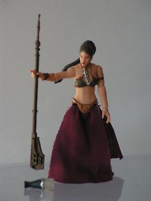 STAR WARS THE VINTAGE COLLECTION #VC61 PRINCESS LEIA (SLAVE OUTFIT) complete