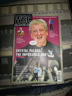 When Saturday Comes 369 November 2017 WSC current issue football Southampton Woy