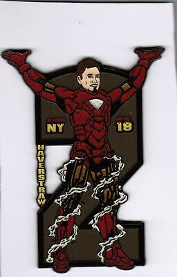 """1 Little League  """" Ny-18  Ironman """"  5 Inch Pin"""