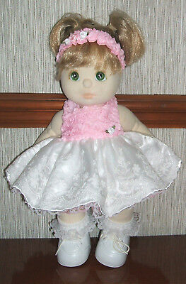 4 Piece Set For  My Child Doll : Custom Made