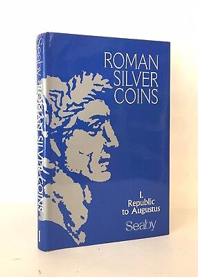 Sear: Roman Silver Coins Volume I. Republic to Augustus. Lightly bumped