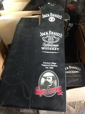 Jack Daniels  750 Ml Empty Box