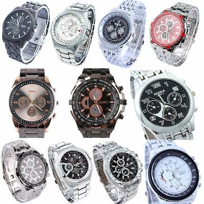 Wholesale Mixed Style 10PCS Different Watch Fab Luxury Men Wrist Watches NST