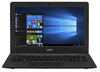 "Acer Aspire AO1-431 14"" Intel 1.6GHz Dual Core 32GB SSD Laptop Windows 10"