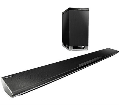 Panasonic SC-HTB680EBK Soundbar 350W Output Wireless Subwoofer Bluetooth & NFC