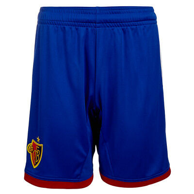 FC Basel Adidas Shorts Home Away Shorts Home Shorts S - 2XL Swiss