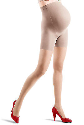 NWT - Assets by Spanx Marvelous Mama Perfect Pantyhose in Bare