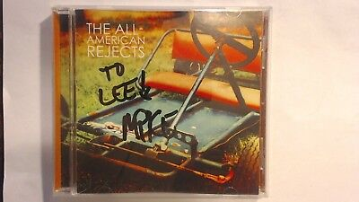 The All-American Rejects CD (CD, 2003) SIGNED BY MIKE KENNERTY AUTOGRAPH