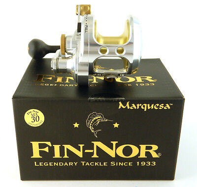 *fin-Nor Marquesa Ma30 Right Hand Offshore Saltwater Lever Drag Reel