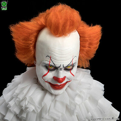 Parrucca Pennywise IT Clown Cattivo Stephen King