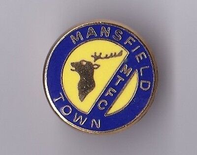 Mansfield Town - lapel badge