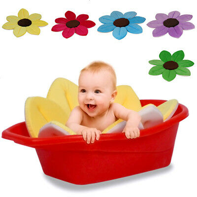 Blooming Bath Flower Shaped Baby Support For Sink Baths Bath Flower Tackle Pop