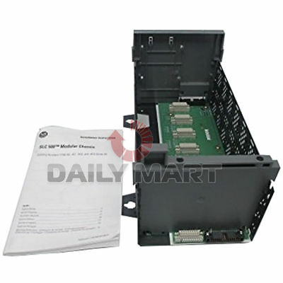 New in Sealed Box AB Allen Bradley 1746-A7 1746A7 SLC 7 Slots Chassis PLC