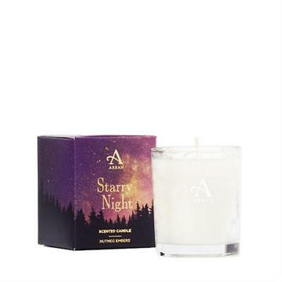 Arran Aromatics Starry Night Scented Votive Candle - Nutmeg Embers