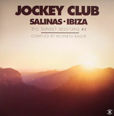 BAGER, Kenneth/VARIOUS - Jockey Club Salinas Ibiza: The Sunset Sessions #4