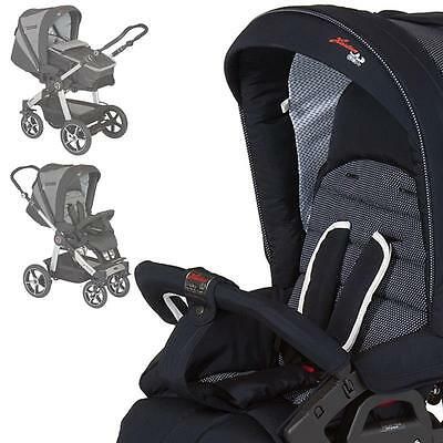 Hartan Racer GTS HB Pushchair with Hand Brake & Soft Carry Bag 829 NEW