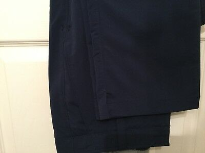 Under Armour Match Play Pants Mens Golf Trousers - Tapered Leg W36 L32