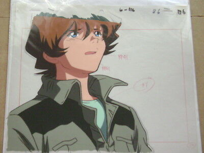 Mobile Suit Gundam 08Th Ms Team Michel Ninorich Anime Production Cel 6