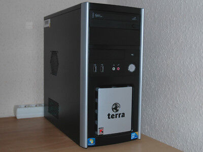 Wortmann Terra PC Business Intel Core 2,8 GHz 4 GB RAM 160 GB HDD