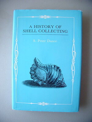 A History of shell collecting 1986 Muscheln