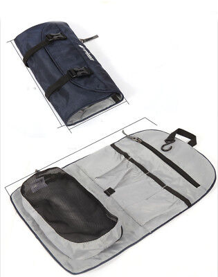 E2 Waterproof Toiletry Bag Travel Bags Outdoor Camping Toiletry Kit 42*19CM