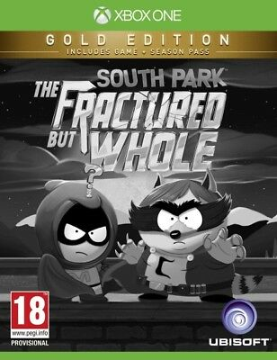 South Park: The Fractured But Whole Gold Edition (XONE) *NEU*