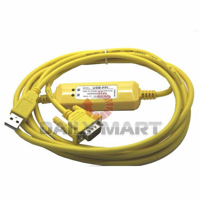 NEW USB-PPI Programming Multimaster S7-200 Cable for Siemens 6ES7901-3DB30-?0XA0