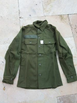 US Army M-1951 Wool Shirt Feldhemd Original Mint Vietnam Korea USMC Marines M51
