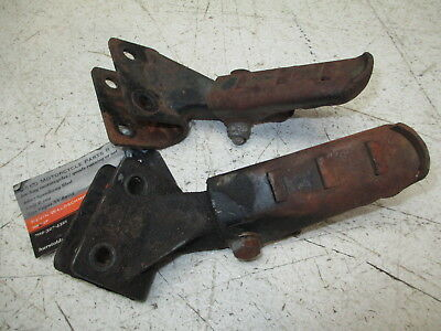 Bombardier Can Am 1974 175 TNT 9/19  FOOT PEGS