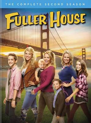 Fuller House Complete Season 2 Brand New Sealed R1 Dvd