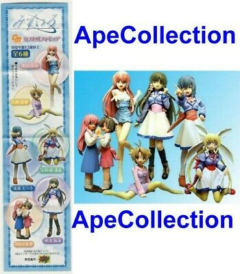 SET 7 Figures MIZUIRO GIRLS Manga Anime JAPON Originaux De CM MOVIC Sexy