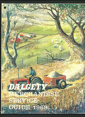 Dalgety Rural Merchandise Buyers Guide 104 Page Catalogue 1969