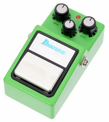 IBANEZ TUBESCREAMER TS-9 TS9 reissue overdrive originale ibanez.NUOVO