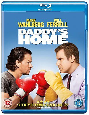 Blu-Ray    Daddy`s Home          Brand New Sealed Uk Stock
