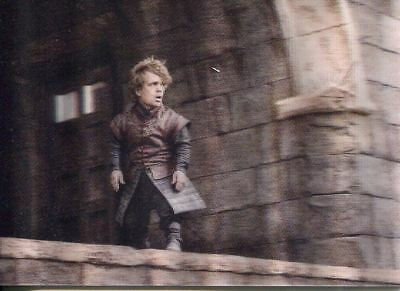 Game Of Thrones Valyrian Steel 3d Lenticular Chase Card L03 Prisoner of the Sky