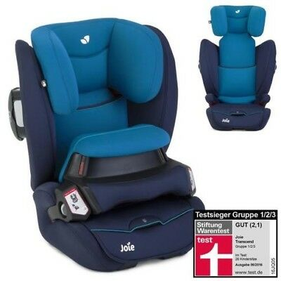 Joie Children Car Seat Transcend sz. 1/2/3 9-36 kg NEW COLOR CHOICE