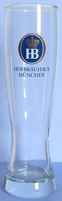 Hofbrauhaus Munchen Munich Wheat Beer Glass  Oktoberfest Germany Mug