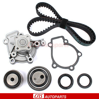 Fits Hyundai Elantra Kia Spectra 2.0L DOHC Timing Belt Water Pump Kit 01-07 G4GF