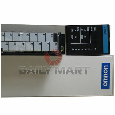 New in Box Omron C500-CT021 High-Speed Counter Unit PLC Module C500CT021 1PC NiB