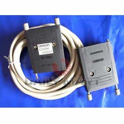 Omron C200H-Cn221 C200Hcn221 Plc Cable New In Box I/o Interface Cable, 2 Meter