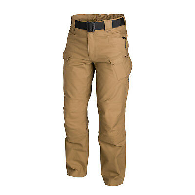 HELIKON TEX UTP URBAN TACTICAL OUTDOOR Freizeit PANTS Trousers Hose Coyote