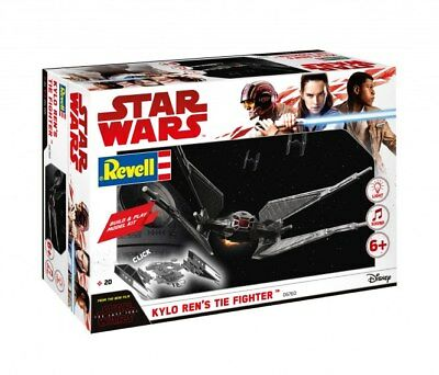 Star Wars (VIII) Revell Kit de montage 06760 Build & Play,Kylo De Ren CRAVATE