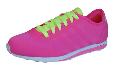 sports shoes 6921c 4c9c2 adidas Neo Groove TM Baskets Retro Femmes Chaussures Fashion Rose-Clair