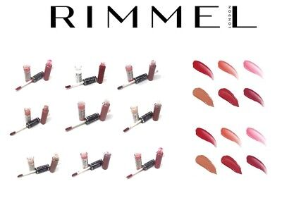 Rimmel Kiss & Stay Lipstick / Gloss * Choose Your Colour * New