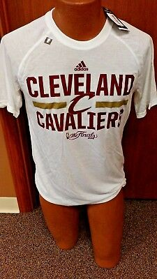 Nba Cleveland Cavaliers Kyrie Irving White Shirt Adidas New Mens Size Sm-Lg