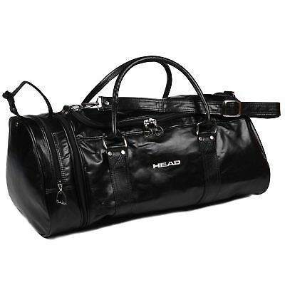 Head Monte Carlo Travel Holdall Retro Overnight Weekend Luggage Duffle Bag