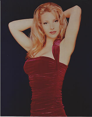 Lisa Kudrow 8 X 10 Photo With Ultra Pro Toploader