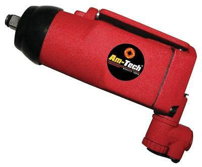 Am-Tech Professional 3/8 inch Square Drive Butterfly Type Air Impact Wrench...