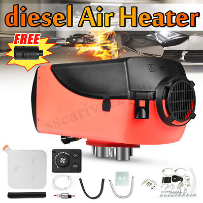 2000W Air diesel Heater 2 kW 12V for trucks, motor-homes, boats, bus CAN